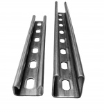 Channel Slotted Strut 41mm x 41mm x 1.5mm x 3m Length